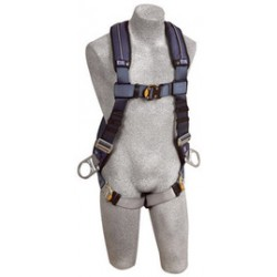 3M - 1110229 - 3M DBI-SALA 2X ExoFit XP Full Body/Vest Style Harness With Back And Side D-Ring, Quick Connect Chest And Leg Strap Buckle And Removable Comfort Padding, ( Each )
