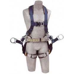 3M - 1110527 - 3M DBI-SALA Large ExoFit Tower Climbing Vest Style Harness With Tongue Buckle, ( Each )
