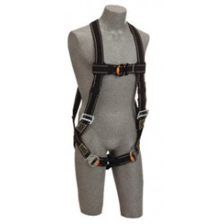 Capital Safety - 1110820 - DBI/SALA Universal Delta II Arc Flash Vest Style Harness With Quick Connect Buckle Leg Strap And Back Web Loop, ( Each )
