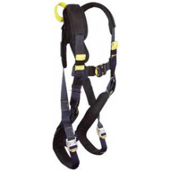 3M - 1110845 - 3M DBI-SALA X-Large ExoFit XP Arc Flash Harness With PVC Coated Back D-Ring, Quick Connect Buckle Leg Strap, Nomex/Kevlar Comfort Padding, Web Rescue Loops And Leather Insulators, ( Each )