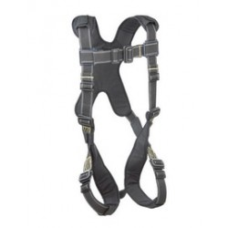 3M - 1110892 - 3M DBI-SALA X-Large ExoFit XP Arc Flash Full Body/Vest Style Harness With Back D-Ring, Pass-Thru Leg Strap Buckle And Comfort Padding, ( Each )