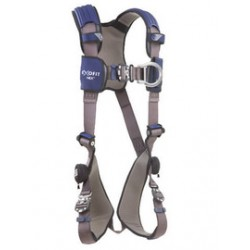 Capital Safety - 1113043 - DBI/SALA 2X ExoFit NEX Climbing Vest Style Harness With Aluminum Back And Front D-Rings, Locking Quick Connect Buckle Leg Strap And Comfort Padding, ( Each )