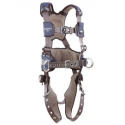 Capital Safety - 1113136 - DBI/SALA Small ExoFit NEX Construction/Full Body Style Harness With Tongue Leg Strap Buckle, Quick Connect Chest Strap Buckle, Hip Pad And Belt, ( Each )