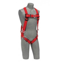 3M - 1191379 - 3M DBI-SALA Medium/Large PROTECTA PRO Welder's Vest Style Harness With Back D-Ring And Pass Thru Buckle Leg Strap, ( Each )