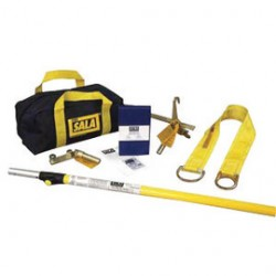 3M - 2104520 - 3M DBI-SALA 11' First-Man-Up Adjustable Pole System (Includes Tie Off Adapter Tool, Hook Tool, Tie Off Adapter, Bag And Video), ( Each )