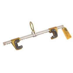 Capital Safety - 2110941 - DBI/SALA Glyder Sliding Stainless Steel Beam Anchor (Fits Up to 2-1/2 Thick Flange), ( Each )