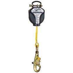Capital Safety - 3101002 - DBI/SALA 8' Talon Quick Connect Self-Retracting 1 Nylon Web Lifeline With Steel Carabineer, ( Each )