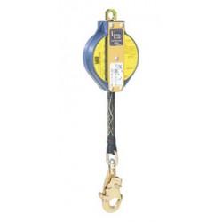 Capital Safety - 3103175 - DBI/SALA 11' Ultra-Lok Self-Retracting 1 Nomex And Kevlar Web Lifeline With Self-Locking Swivel Snap Hook, ( Each )
