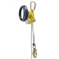 3M - 3327200 - 3M DBI-SALA Rollgliss R550 Rescue and Descent Device With 200' Lifeline, Rescue Wheel, 4' Anchor Sling, 2 Carabiners And Carrying Bag, ( Each )
