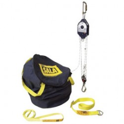 """3M - 3620001 - 3M DBI-SALA 1"""" Latex Treated Polyester Web Connecting Sling With Standard Rescue Positioning Device System, ( Each )"""