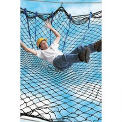 3M - 4100105 - 3M DBI-SALA 15' X 10' Adjust-A-Net Adjustable Personnel Safety Net With Straps And Hooks, ( Each )