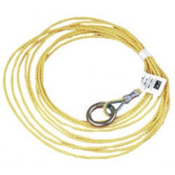 "3M - 7211856 - 3M DBI-SALA 50' 3/16"" Polypropylene Rope Tagline With O-Ring At End (For Self-Retracting Lifelines), ( Each )"