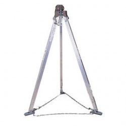 3M - 8000010 - 3M DBI-SALA 9' Advanced Aluminum Tripod With Adjustable Locking Legs, Safety Chains And Rubber Safety Shoes, ( Each )