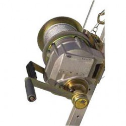 """3M - 8101002 - 3M DBI-SALA 60' Salalift 1/4"""" Stainless Steel Cable Winch With Mounting Bracket And Bag, ( Each )"""