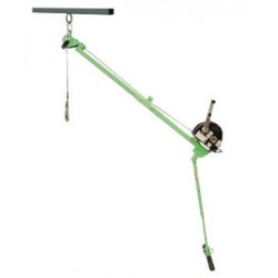 3M - 8510476 - 3M DBI-SALA 6' - 10' Advanced Extendable Aluminum Pole Hoist With Swivel Head And Hardware (Does Not Include Winch Mounting Bracket), ( Each )