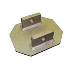 3M - 8510816 - 3M DBI-SALA Weld-On Mild Steel Mounting Plate, ( Each )