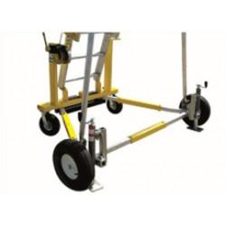 3M - 8517286 - 3M DBI-SALA Portable Standard Height Aluminum Ladder Access System (Includes Pneumatic Wheels), ( Each )