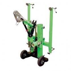 3M - 8518270 - 3M DBI-SALA Advanced Aluminum Equipment Cart (For Use With 5 Piece Hoist System), ( Each )