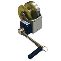 3M - 8518670 - 3M DBI-SALA Basic Manual Zinc Plated Winch With 40' Galvanized Steel Cable, ( Each )