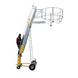 3M - 8521940 - 3M DBI-SALA Standard Height Portable Tanker Access Ladder System (Includes Platform And Rails), ( Each )