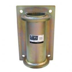 3M - 8530267 - 3M DBI-SALA SecuraSpan Horizontal Bolt-On Zinc Plated Steel Stanchion Base, ( Each )