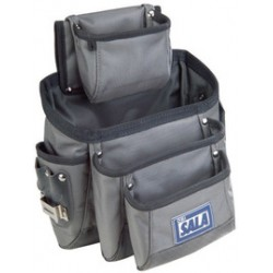 Capital Safety - 9504066 - DBI/SALA 11-Pocket Ballistic Nylon Tool Pouch, ( Each )