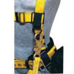 "3M - 9504374 - 3M DBI-SALA 5 3/8"" Polyester Accessory Attachment Strap With Plastic Hook And Loop, ( Each )"