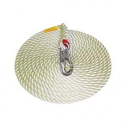 "3M - AC210A - 3M DBI-SALA 25' Vertical 5/8"" Nylon Rope Lifeline, ( Each )"