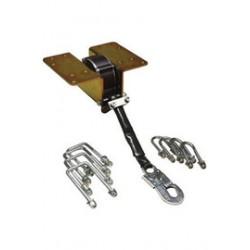 3M - AD001 - 3M DBI-SALA Rebel Cab Mounting Bracket With Hardware (For Lanyard), ( Each )