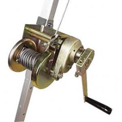 Capital Safety - AK205AT - DBI/SALA 50' Confined Space Man/Material Winch, ( Each )