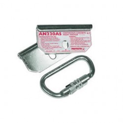 3M - AN220A - 3M DBI-SALA PROTECTA PRO Continuous Concrete Stainless Steel Insert Anchor, ( Each )