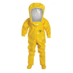 DuPont - D13465270 - DuPont Size 3X Yellow Tychem 9000 18 mil Tychem 9000 Suit, ( Each )