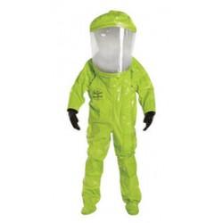 DuPont - D13490675 - DuPont Size 4X Yellow Tychem 10000 28 mil Tychem 10000 Suit, ( Each )