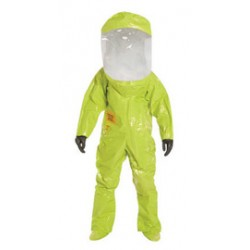 DuPont - D13491771 - DuPont X-Large Yellow Tychem 10000 28 mil Tychem 10000 Personal Protection Kit Suit, ( Each )