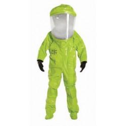 DuPont - D13491990 - DuPont Size 2X Yellow Tychem 10000 28 mil Tychem 10000 Suit, ( Each )