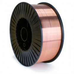 National Standard - 1010915-PL - .045 ER70S-6 Viking CU Carbon Steel MIG Wire 44 lb Spool, ( Pallet of 2640 US pounds )