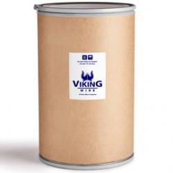 National Standard - 1010918-PL - .045 ER70S-6 Viking CU Carbon Steel MIG Wire 550 lb Drum, ( Pallet of 1100 US pounds )