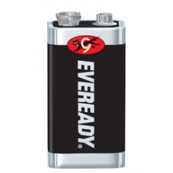 Energizer - 1222 - Eveready 1222 Battery, everready, super Heavy Duty, Limited Quantities Available