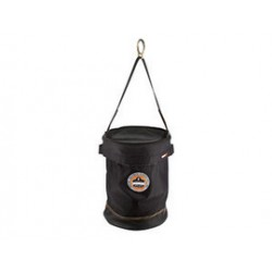 Ergodyne - 14750 - Nylon Bucket with Leather Base and Safety Top