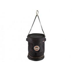 Ergodyne - 14750 - Nylon Bucket with Leather Base and Safety Top
