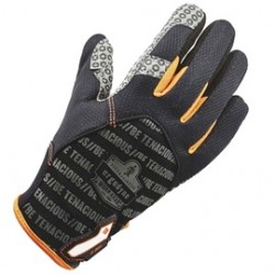 Ergodyne - 17234 - Ergodyne Large ProFlex Silicone Work Gloves With Poly Mesh Liner And Knit Wrist, ( Pair )