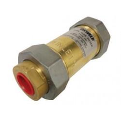 "ESAB - 2116339 - ESAB 7 3/8"" X 2 5/8"" 1"" NPT 350 psi 20000 cfh Replacement High Capacity Fuel Gas Filter, ( Each )"