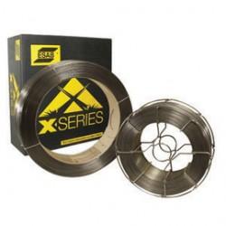 ESAB - 245019302-PL - 1/16 E71T-1C-DH8/1M/E71T-9C-DH8/9M ESAB Dual Shield 710X Gas Shielded Flux Core Carbon Steel Tubular Welding Wire 60# Coil, ( Pallet of 1920 US pounds )