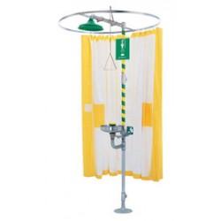 Haws - 9037 - Haws Privacy Shower Curtain, ( Each )