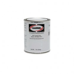 Harris Welco - 600FX01 - Harris 600 General Purpose Powdered Brazing Flux 1# Can (For Steel, Cast Irons And Copper Alloy), ( Each )