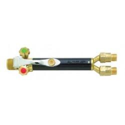 Harris - 1401590 - Harris Calorific 50-10 Medium Duty Automatic Torch Handle With Flash Guard Check Valves, ( Each )