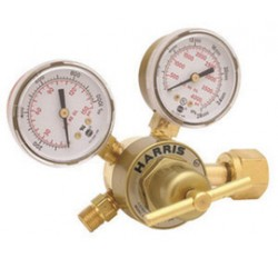 Harris - 3000162 - Harris Model 301-100-540 Heavy Duty Oxygen Single Stage Regulator, CGA-540, ( Each )