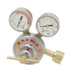 Harris - 3000350 - Harris Model 25-15C-300 Medium Duty Acetylene Single Stage Regulator, CGA-300, ( Each )
