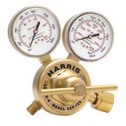 Harris - 3000843 - Harris Model 425-50-580 Medium/Heavy Duty Argon, Helium Or Nitrogen Calibration Single Stage Regulator, CGA-580, ( Each )