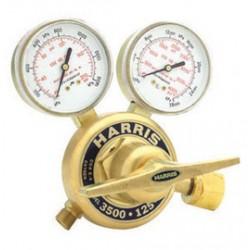 Harris - 3003501 - Harris Model 3500-125-580 High Flow Manifold Argon, Helium Or Nitrogen Calibration Single Stage Regulator, CGA-580, ( Each )